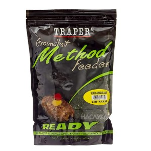 Готова за употреба метод фидер захранка Traper Carp - Лин и Каракуда