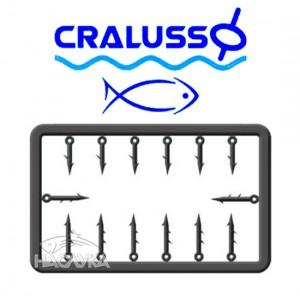 Пластмасови шипове за стръв Cralusso