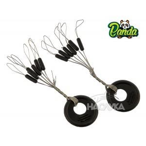 Цилиндрични гумени стопери Panda