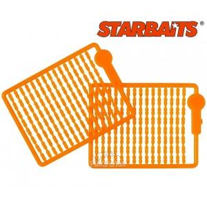 Стопери за протеинови топчета StarBaits Pop-Up Boilie Stops Fluoro Orange