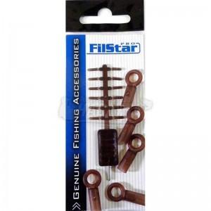 Монтаж за вирбел+щифт FilStar Swivel Safety Clip