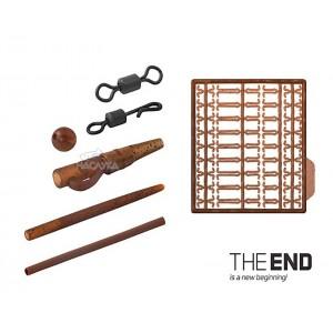 Комплект от 10 шарански монтажа The End