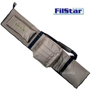 Шарански калъф за 4 въдици FilStar KK101-3