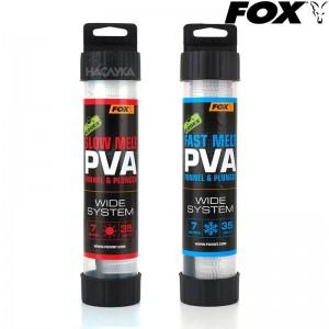 PVA комплект Fox Edges mesh system 35мм - 7м