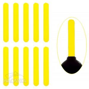 Антенки за плувка Top Float - Жълти