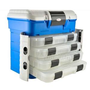 Рибарски куфар-стол Plastica Panaro 501
