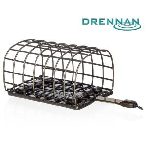 Метална фидер хранилка Drennan Stainless Oval Cage