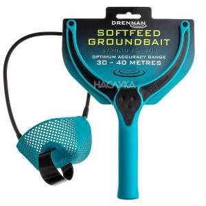 Прашка за захранване Drennan Softfeed Groundbait Strong Latex 30-40м