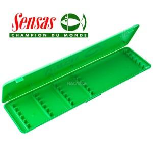 Твърд класьор за поводи Sensas Plastic Hook Box