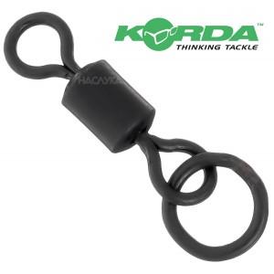 Вирбели с халка Korda Ring Swivel - size 8