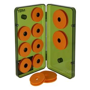 Кутия за вързани куки и монтажи NGT Rig Box