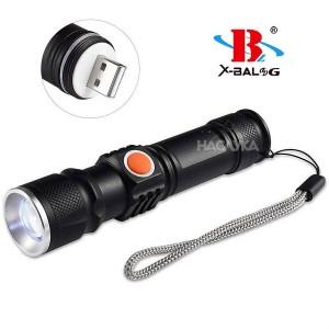 Силен USB фенер със зуум BL-515