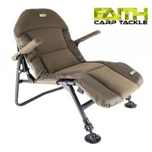 Шаранджийски стол Faith Lounge Chair S