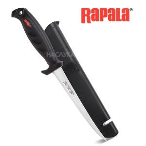 Нож за филетиране с точило Rapala