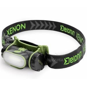 USB челник със сензор за движение Delphin Xenon