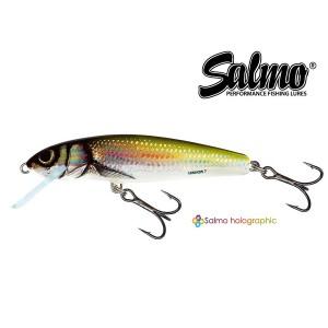 Воблер Salmo Minnow - потъващ, цвят HBL