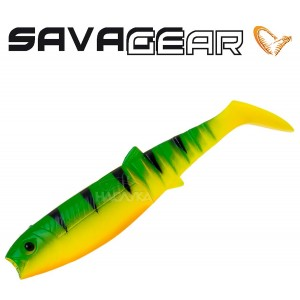 Силиконова примамка Savage Gear Cannibal - Firetiger