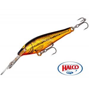 Воблер Halco Tilsan Minnow 55 - T110 Gold Herring