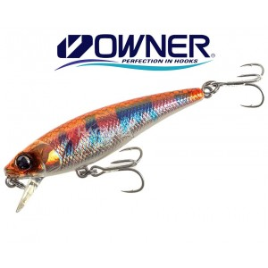 Воблер Owner Rip'N Minnow 65мм Suspending - Brown Trout