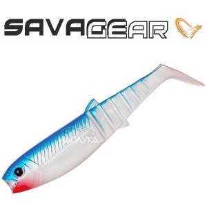 Силиконова примамка Savage Gear Cannibal - Blue Pearl