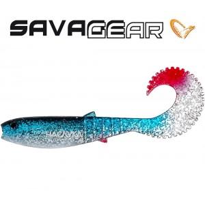 Силиконова примамка SG Cannibal Curl Tail - цвят Roach