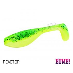 Силиконова примамка Delphin BOMB Fatty - цвят Reactor