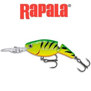 Воблер Rapala Jointed Shad Rap, цвят FT