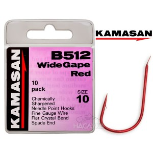Куки Kamasan B512
