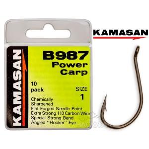 Куки Kamasan B987 Power Carp