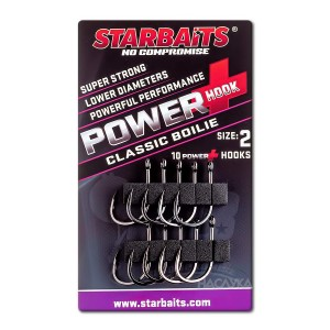 Куки за шаран Starbaits Power Classic Boilie