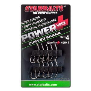 Шаранджийски куки Starbaits Power Curved Shank