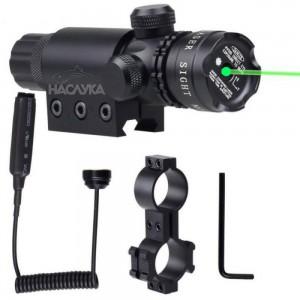 Зелен лазерен прицел - бързомер Sight Vane