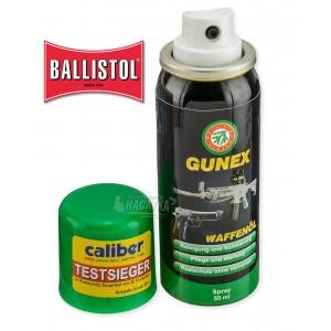 Оръжейна смазка - спрей Gunex Balistol