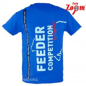 Тениска с къс ръкав Carp Zoom Feeder Competition T-Shirt