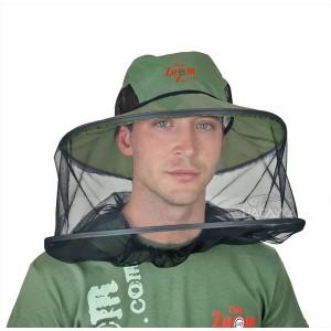 Лятна шапка Carp Zoom с мрежа против комари