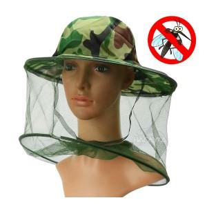 Шапка против комари