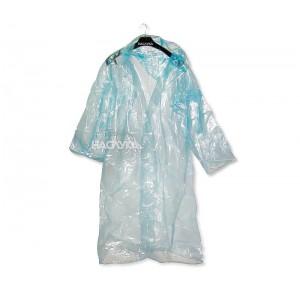 Дъждобран - пелерина за еднократна употреба