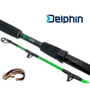 Въдица за риболов на сом Delphin Catkong Walkyra 2.60м