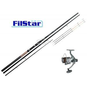 Комплект за фидер риболов Filstar Universal Feeder - 3.60м