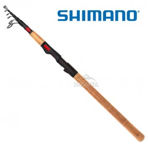 Спининг въдица Shimano Catana EX Telespin - Medium - 10-30г