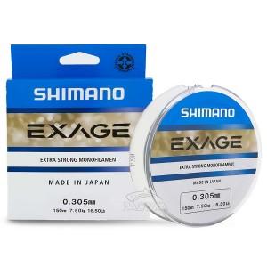 Монофилно влакно Shimano Exage - 150м