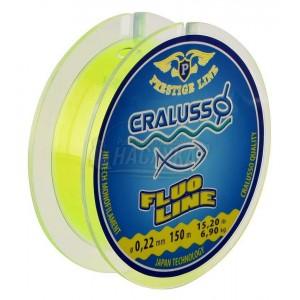 Влакно Cralusso Fluo Line 150м