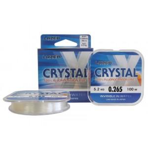 Флуорокарбоново влакно Lazer Crystal X 100м