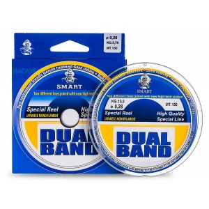 Монофилно влакно Dual Band 150м