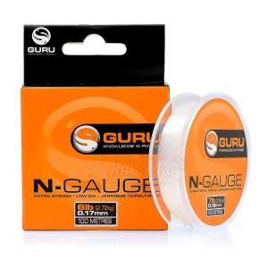 Влакно за риболов Guru N-Gauge 100м