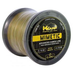 Влакно K-Karp Mimetic 1200м
