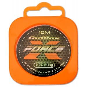 Плетено влакно за поводи Formax X Force 10м