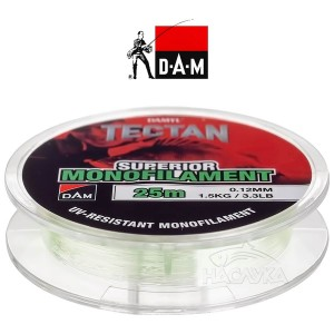 Влакно за поводи Damil Tectan Superior 25м