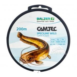 Влакно за риболов на сом Balzer Camtec SpeciLine Wels