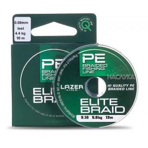 Плетено влакно Lazer Elite Braid 10м